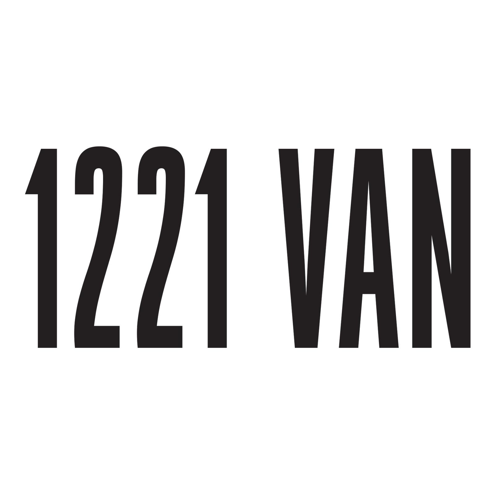 1221 Van