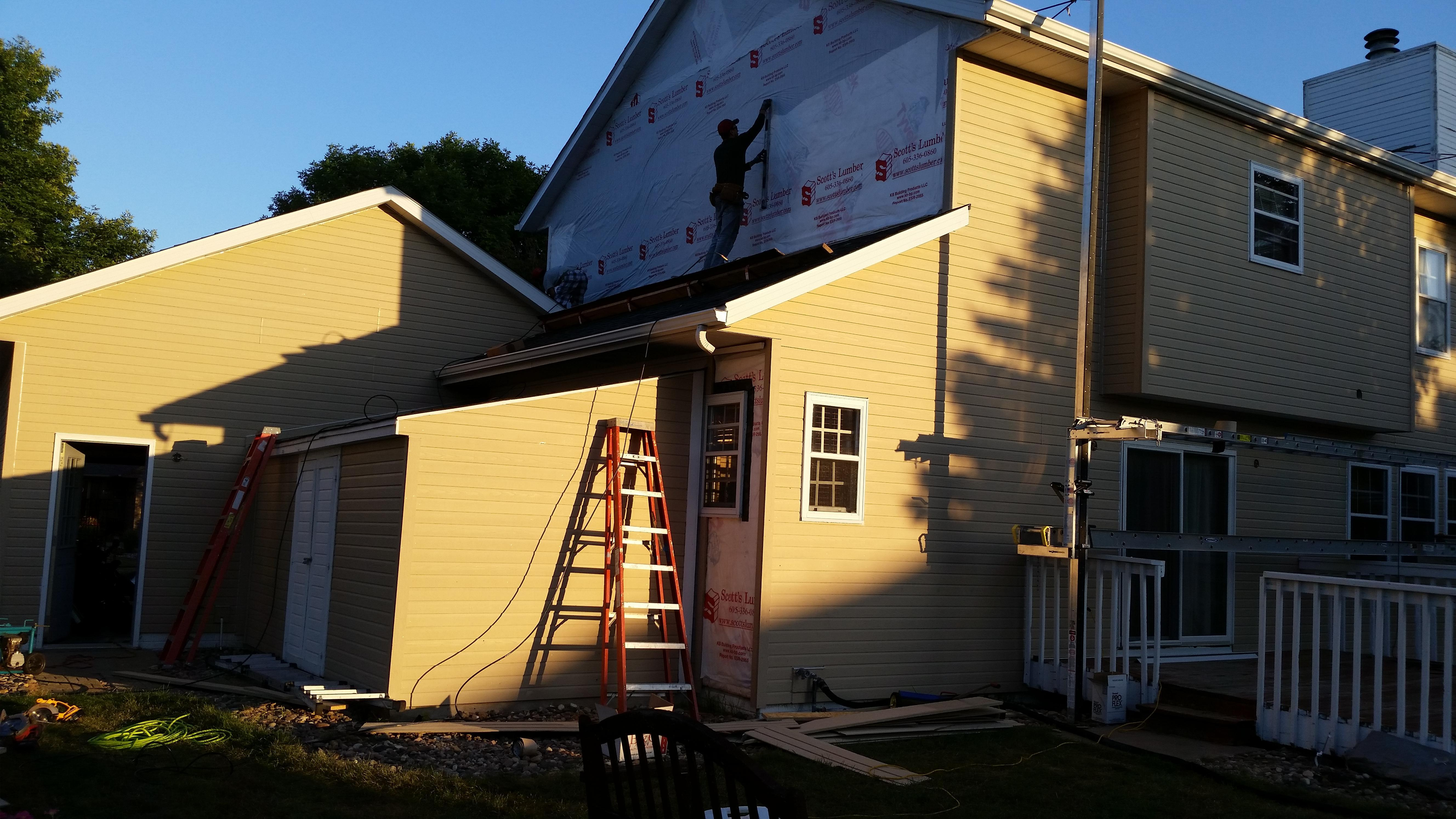E Amp C Roofing And Siding In Sioux Falls Sd 57103