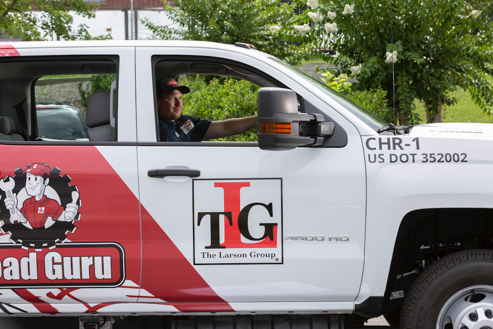 TLG Peterbilt - Raleigh