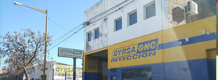 OYRSA GNC- Santa Fe