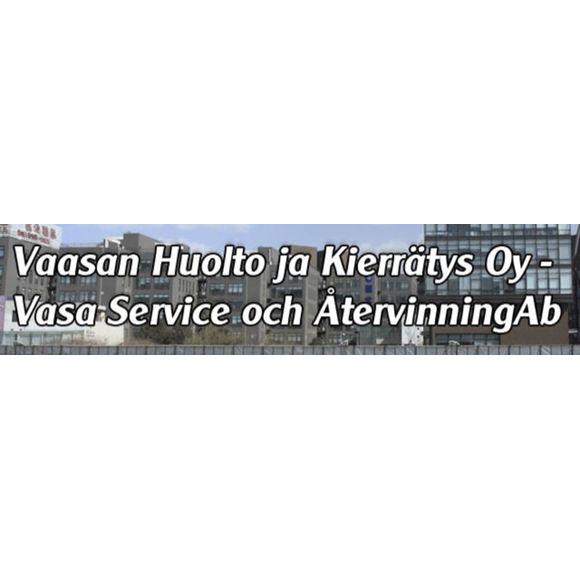 Vaasan Huolto ja Kierrätys Oy - Vasa Service och Återvinning Ab