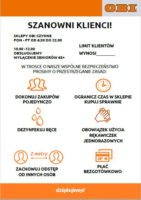 OBI Kraków Stawowa