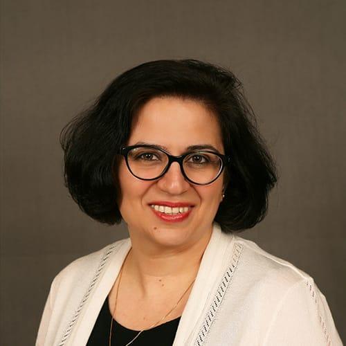 Behnaz Mahmoudi