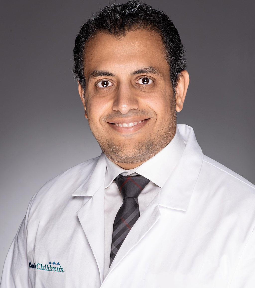 Headshot of Tarek Salman