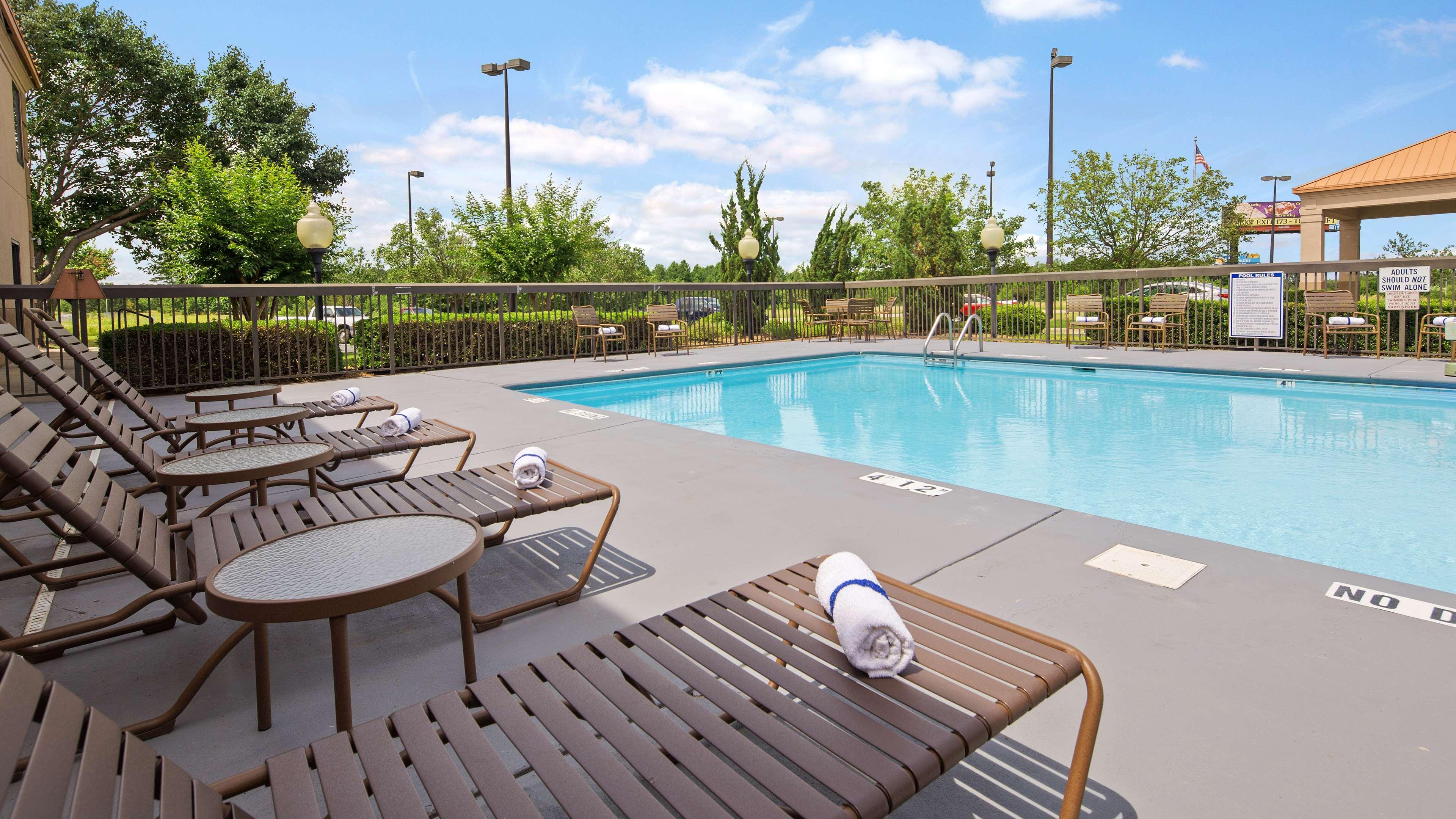Best Western Roanoke Rapids Hotel Suites Roanoke Rapids North Carolina Nc