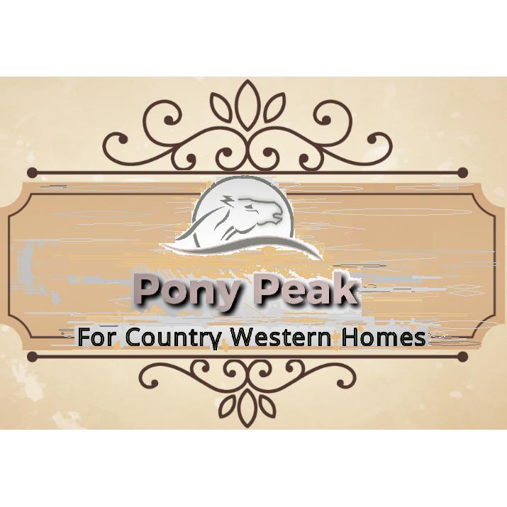 Pony Peak Western Decor