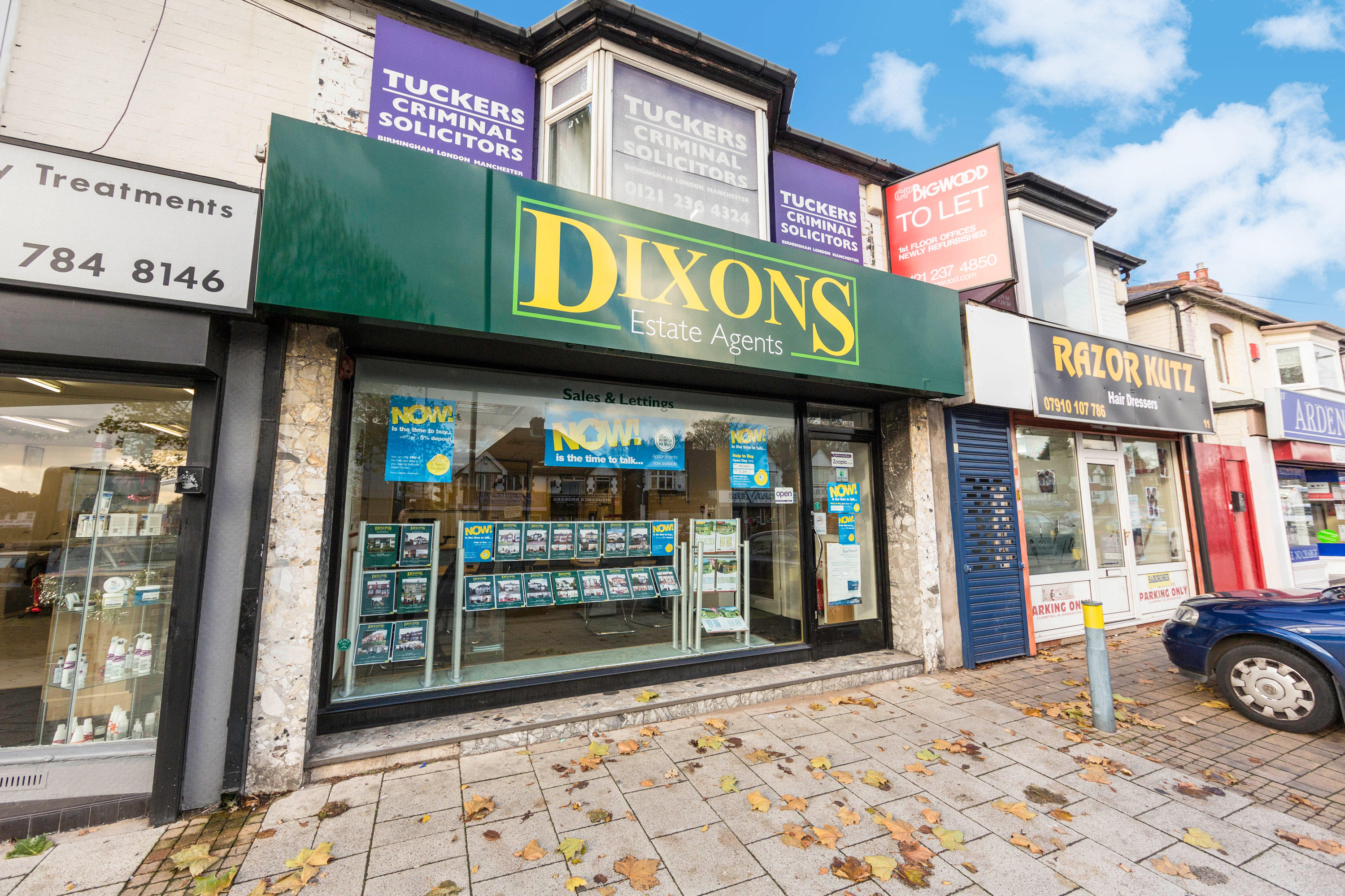 Dixons Estate Agents Hodge Hill
