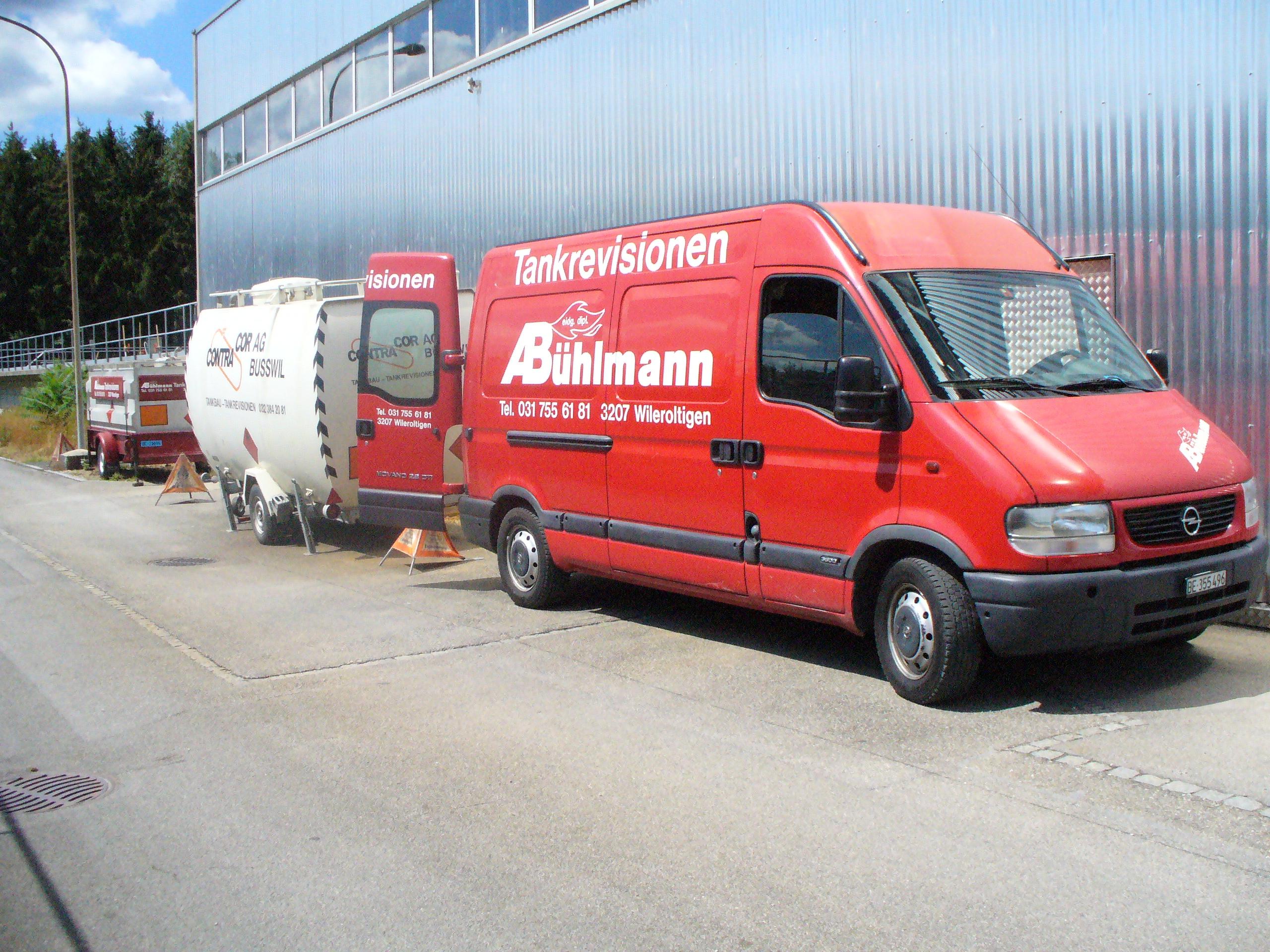 Tankrevisionen Bühlmann