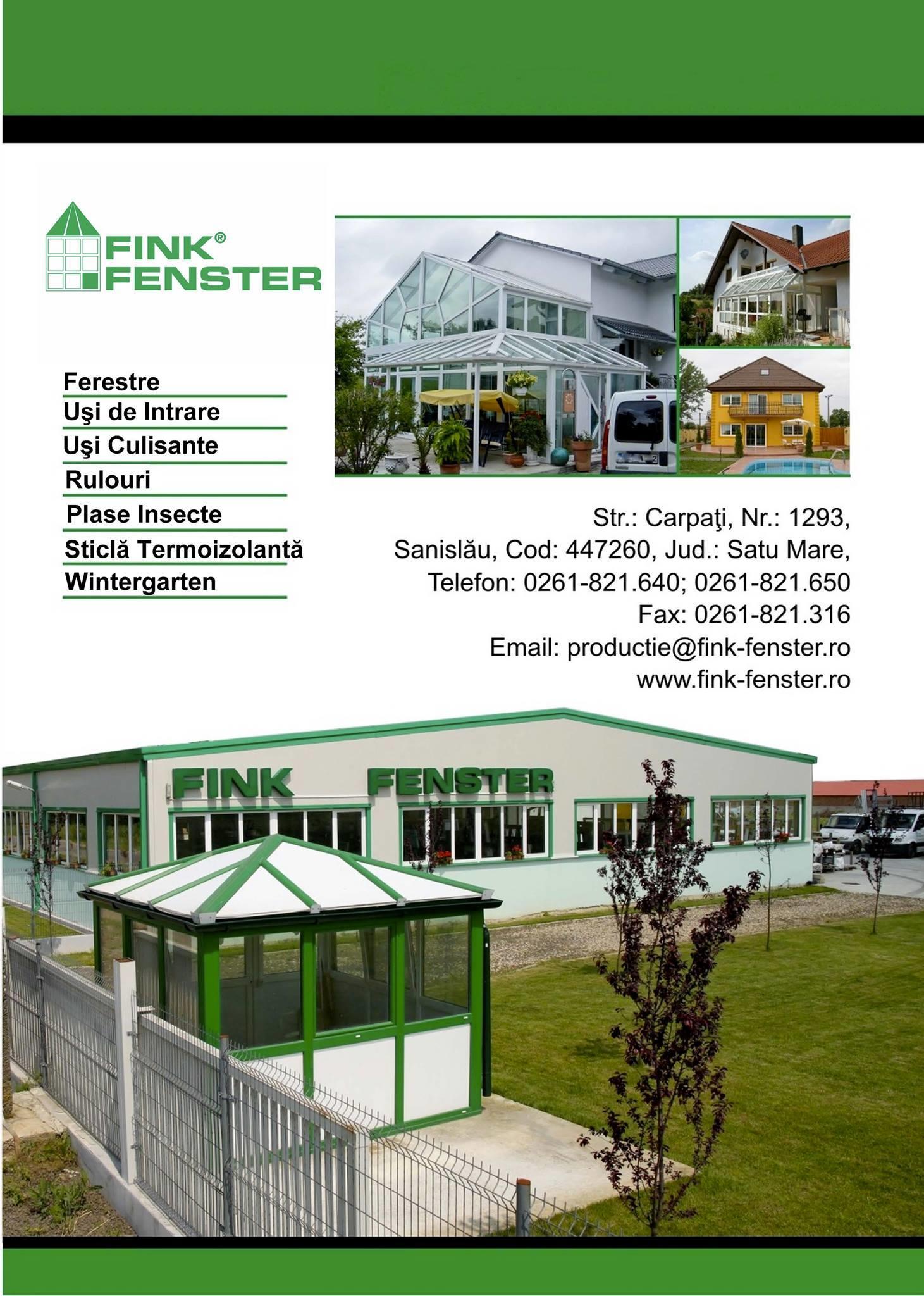 FINK FENSTER
