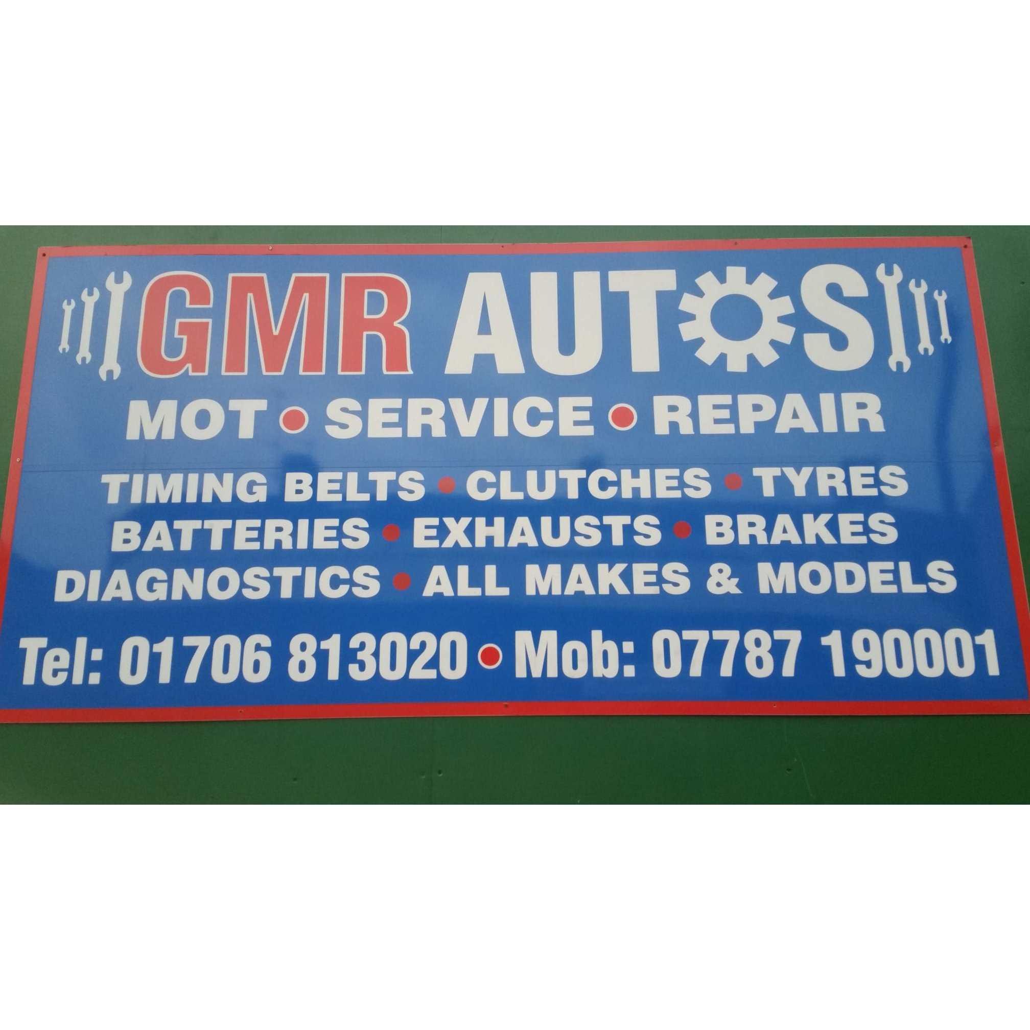G M R Autos - Todmorden, West Yorkshire OL14 5HG - 01706 813020 | ShowMeLocal.com