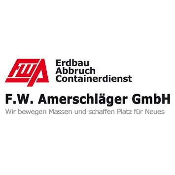 Bild zu F.W. Amerschläger GmbH in Heusenstamm