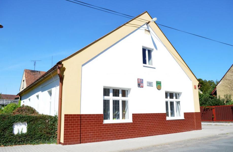 Krupá - obecní úřad