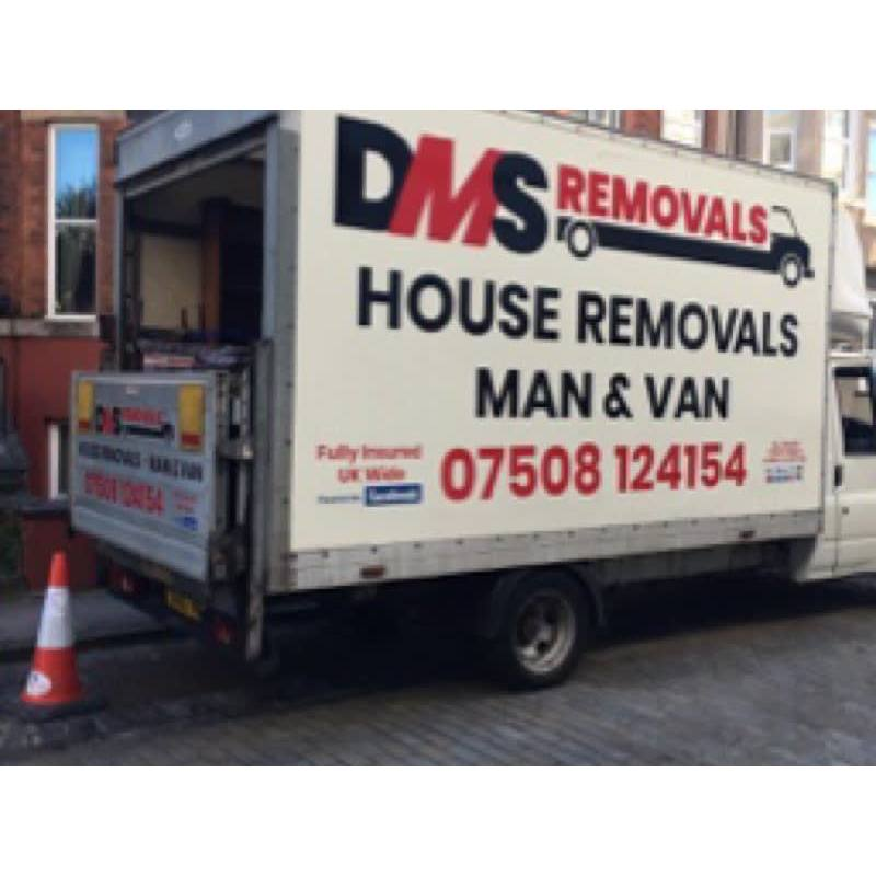 DMS Removals - Rhyl, Clwyd LL18 2UR - 07508 124154 | ShowMeLocal.com