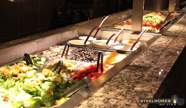 Steelworks Buffet Amp Grill Coupons Near Me In Bethlehem Pa