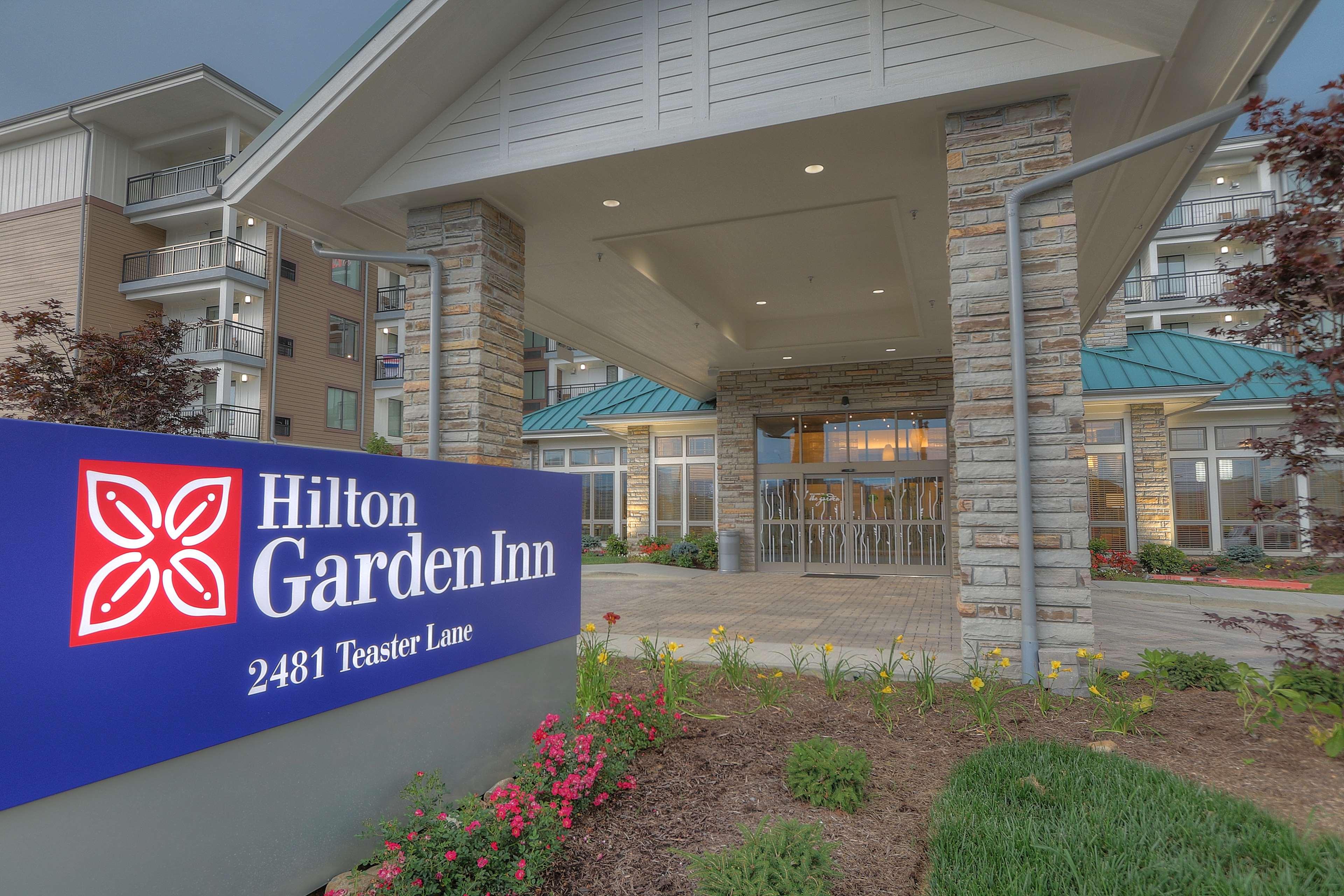 Hilton Garden Inn Pigeon Forge Pigeon Forge Tennessee Tn