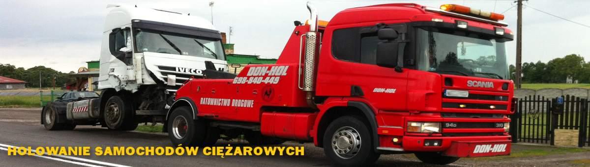 Pomoc Drogowa DON-HOL