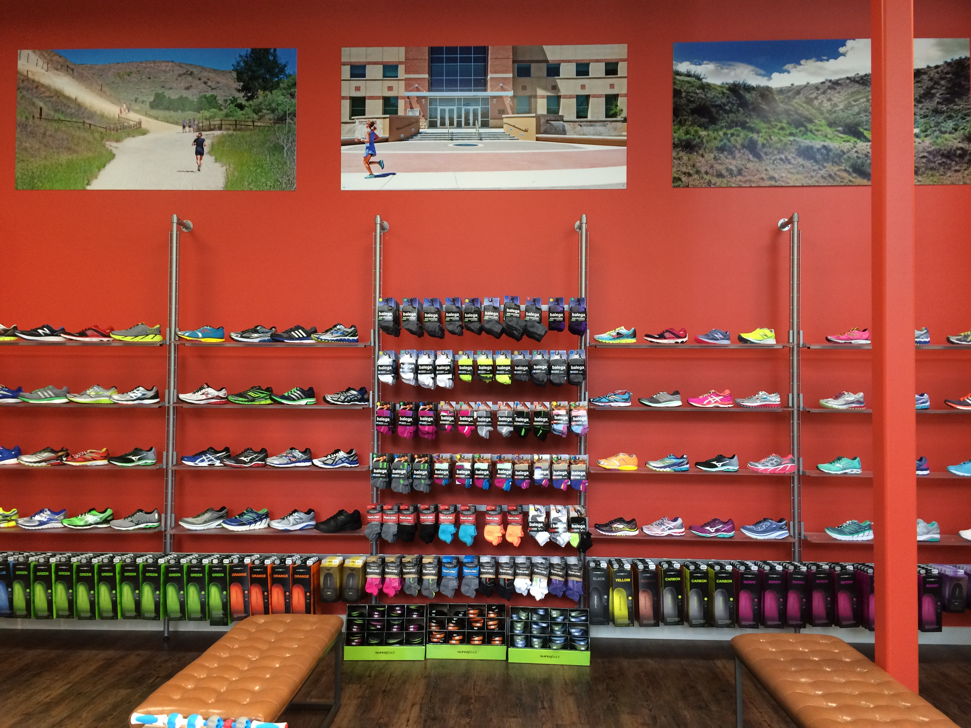 Running Shoe Fitting Los Angeles