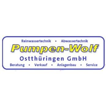 Bild zu Pumpen-Wolf Ostthüringen GmbH in Reichenbach bei Hermsdorf in Thüringen