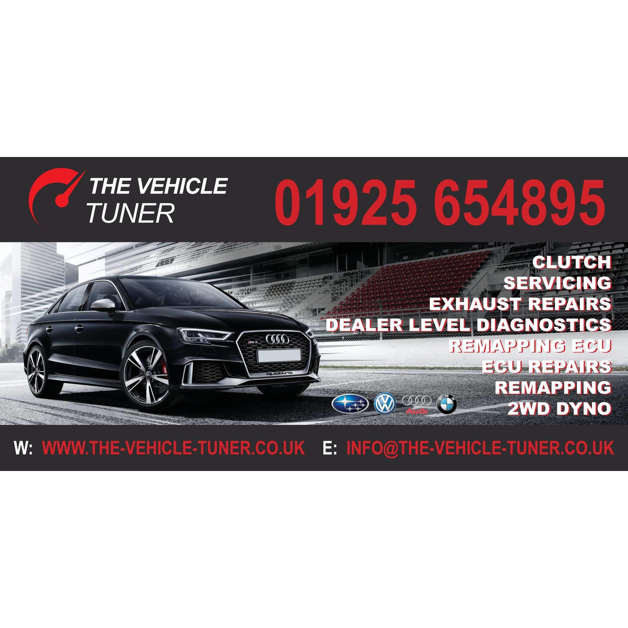 The Vehicle Tuner Warrington 07702 984918