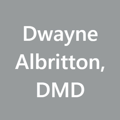 Dwayne Albritton, DMD