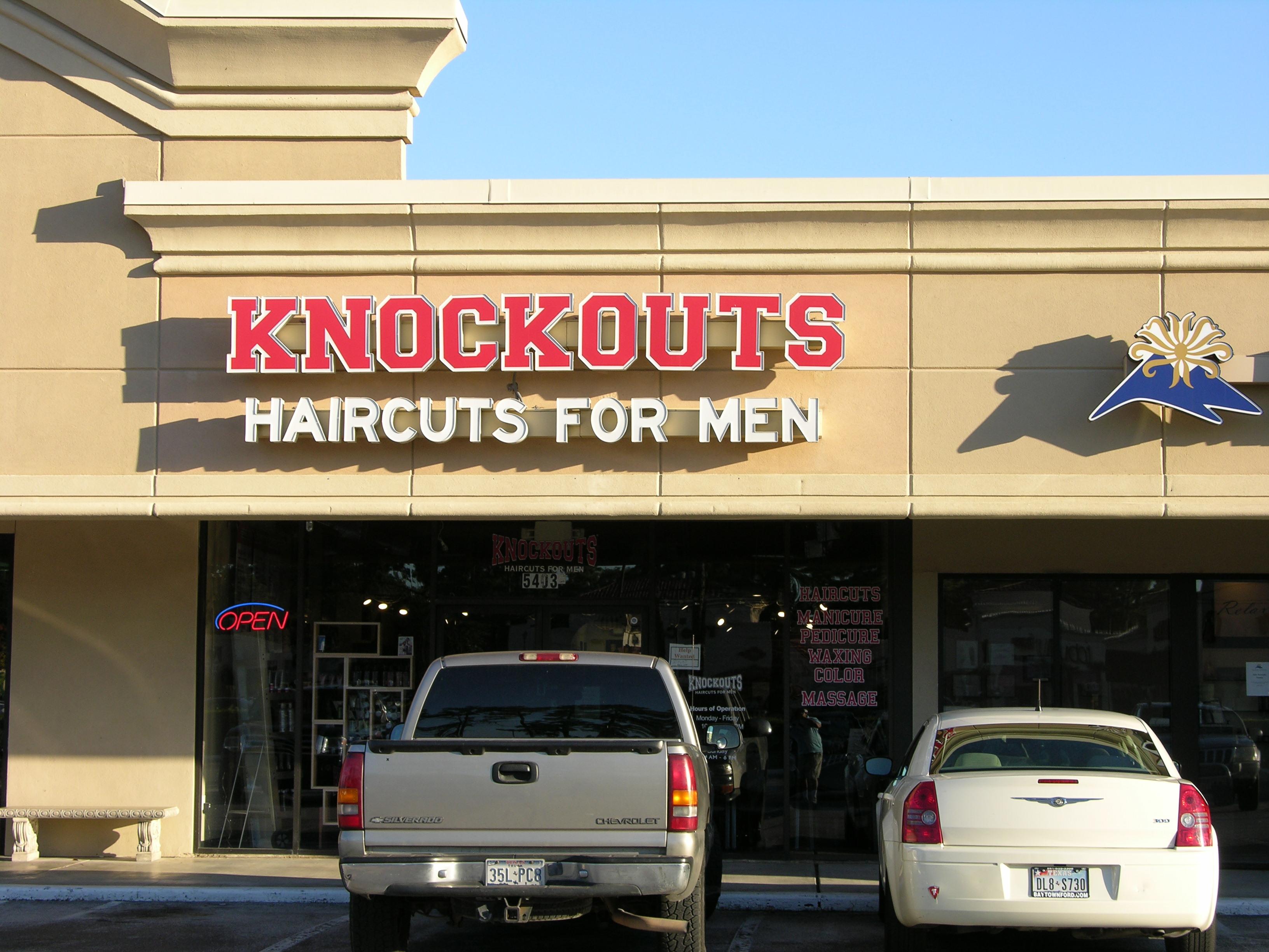 Knockouts Haircuts Kansas City
