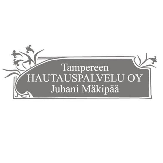 Tampereen Hautauspalvelu Juhani Mäkipää Oy Logo