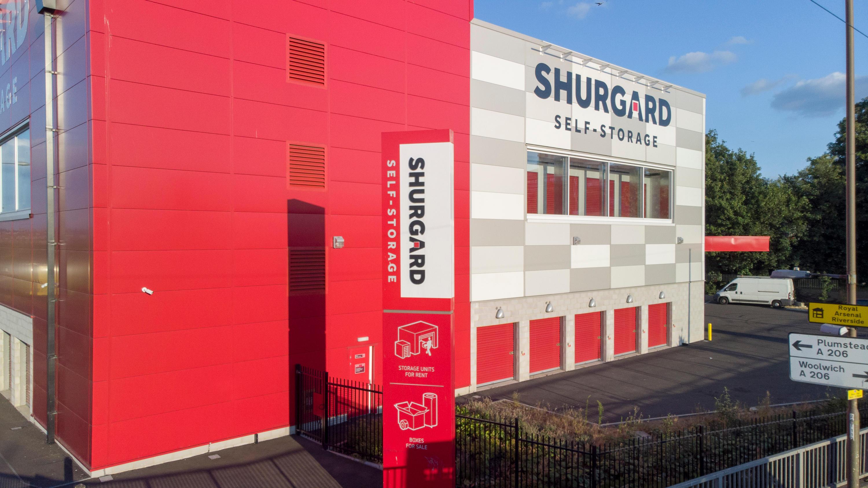 Shurgard Self Storage Woolwich In London 2 Nathan Way