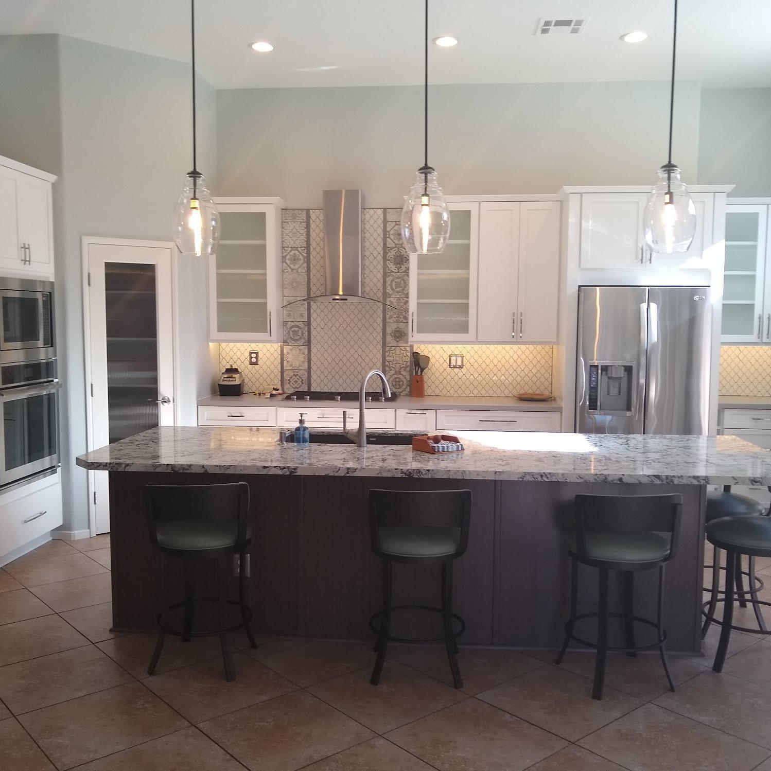 Open Kitchen  Build It 619 889-9919 cell text