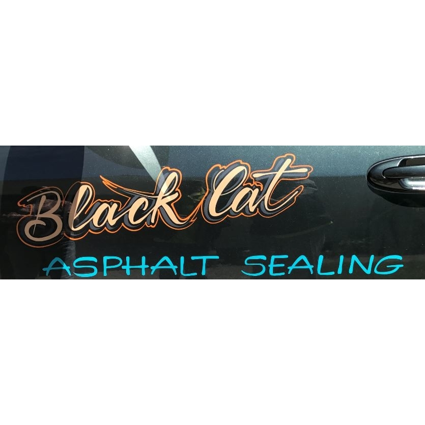 image of Black  Cat Asphalt Sealing