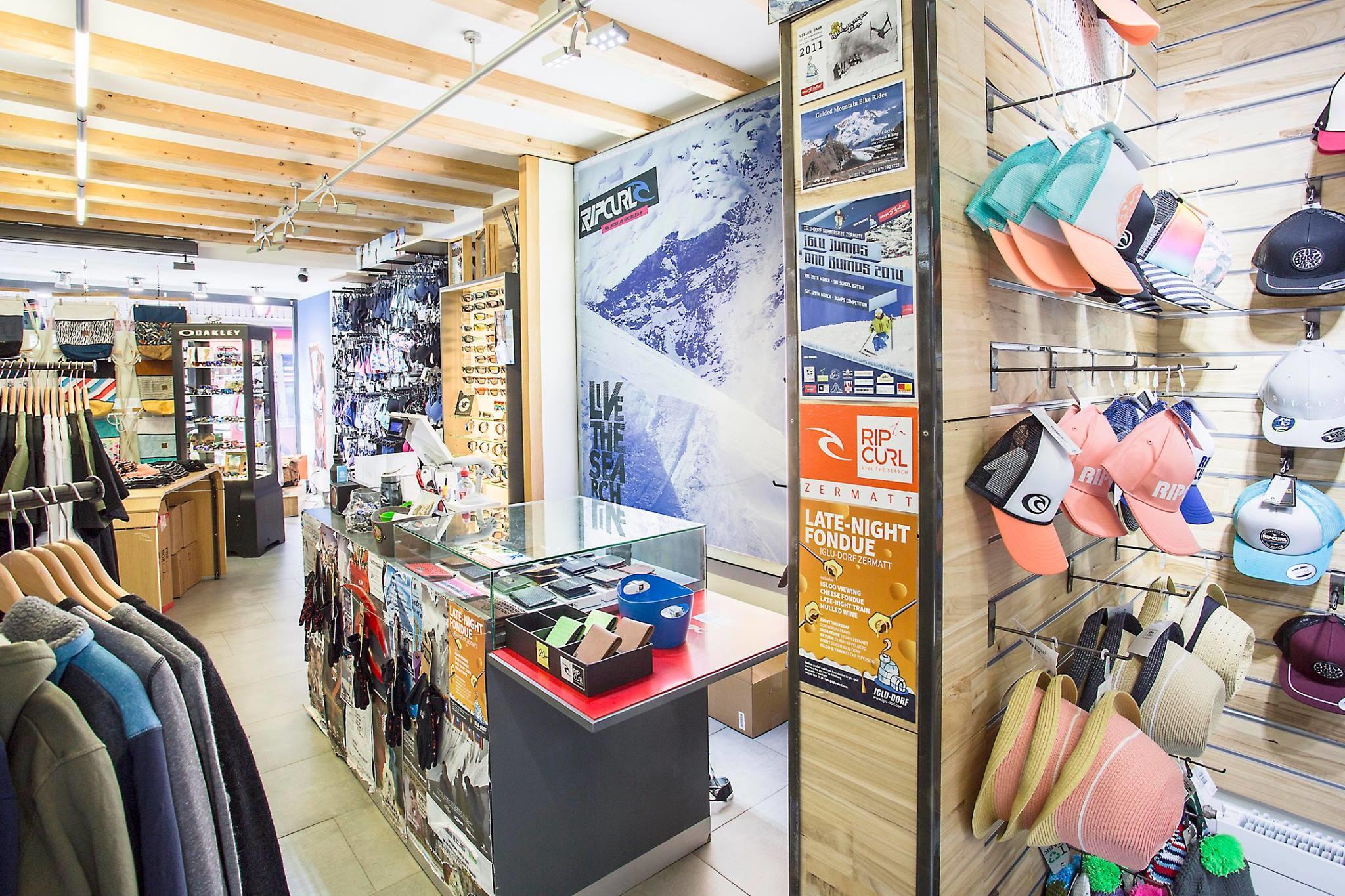 Rip Curl Pro Store Zermatt
