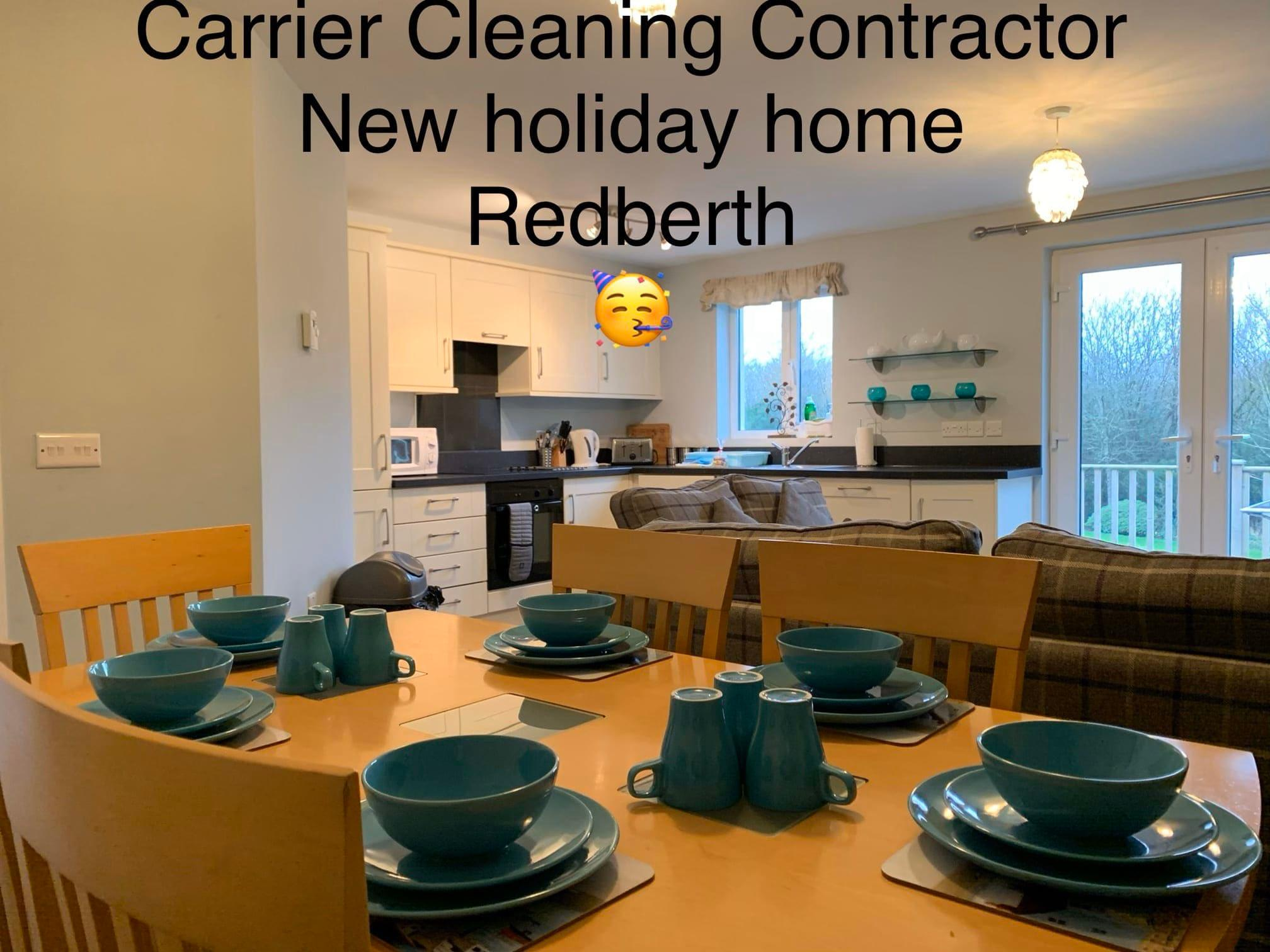 Carrier Cleaning Contractor Kilgetty 07955 689668