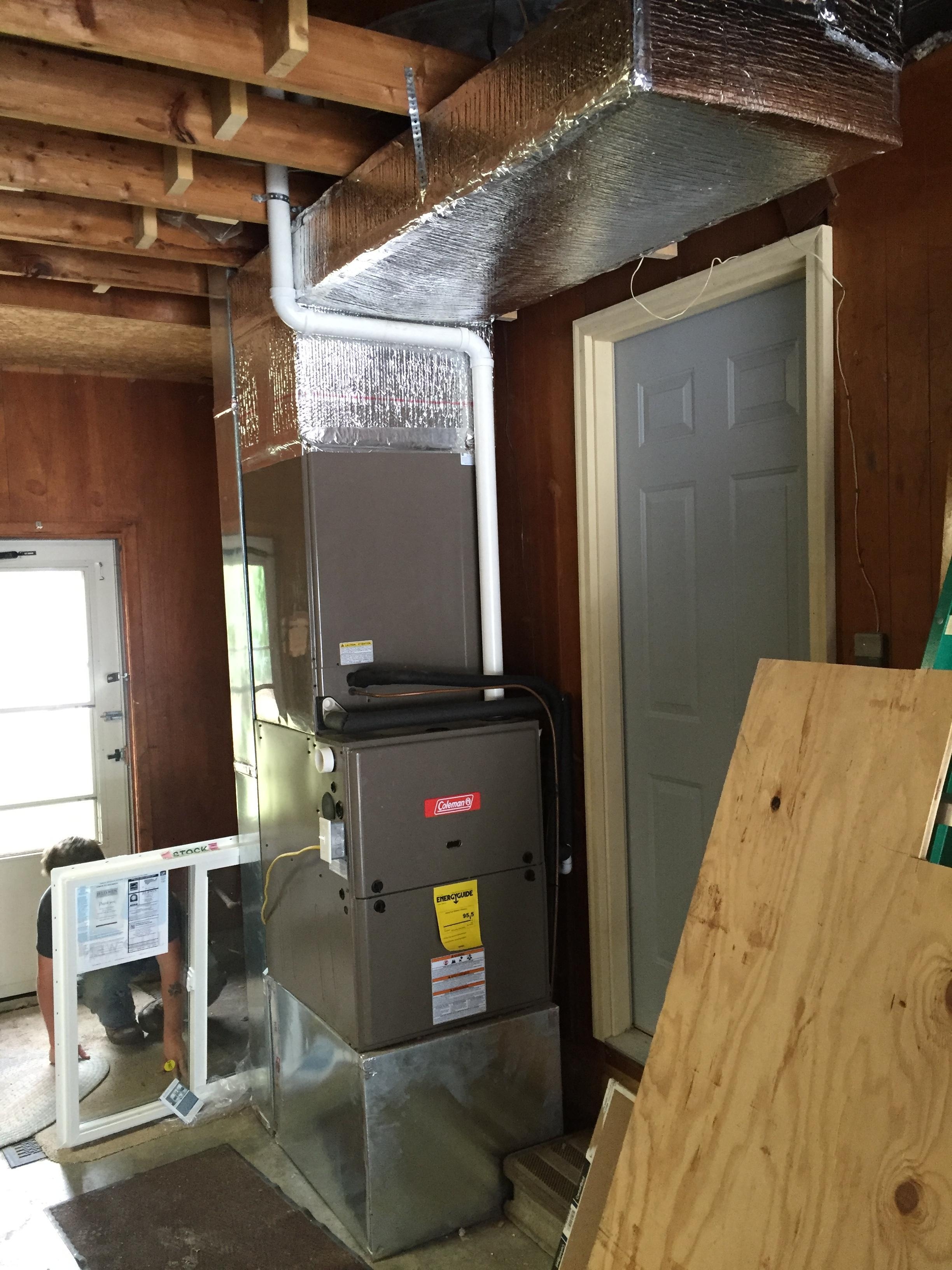 Harms Construction Heating & Air