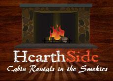 Hearthside Cabin Rentals - Pigeon Forge, TN - Hotels & Motels