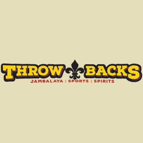 Throwbacks Jambalaya Sports Spirits