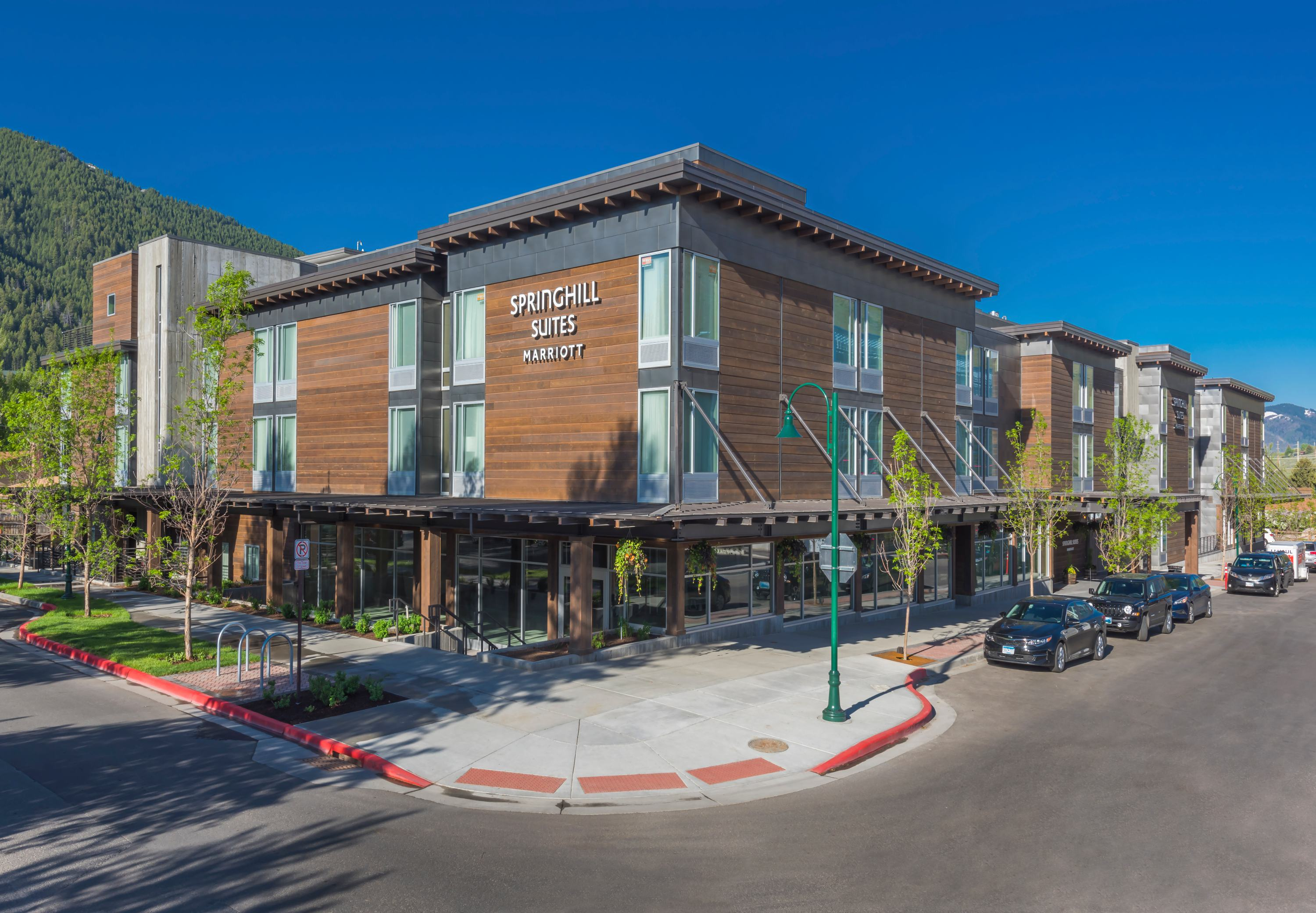 SpringHill Suites by Marriott Jackson Hole - Jackson, WY 83001 - (307)201-5320 | ShowMeLocal.com