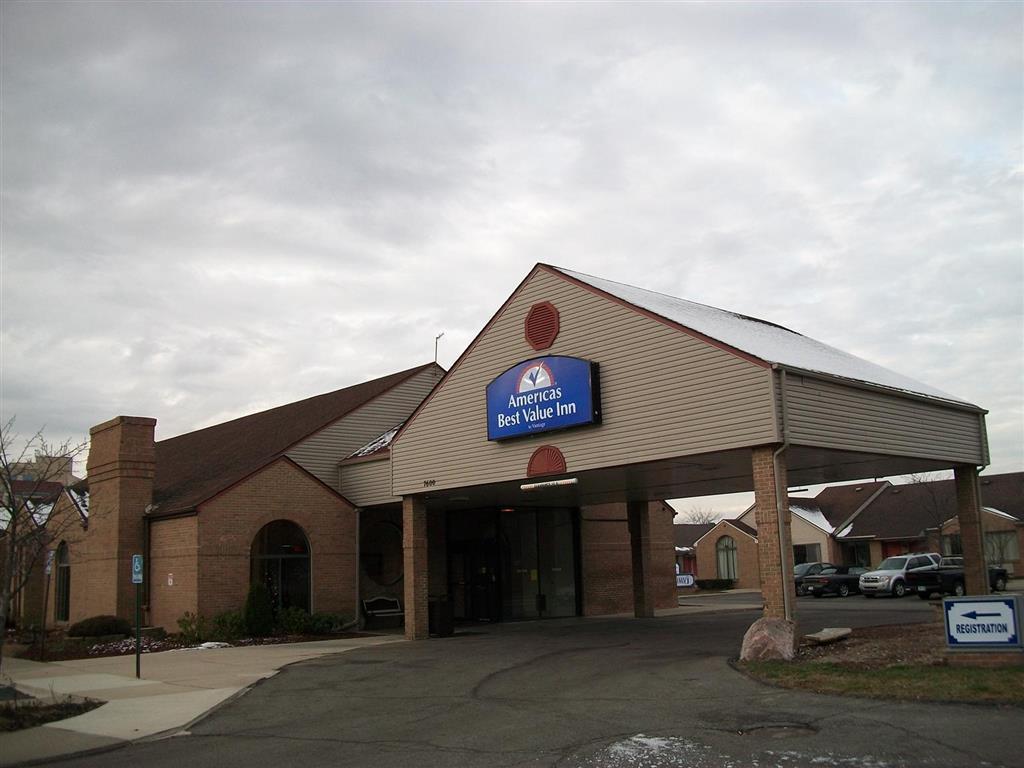 Americas Best Value Inn Romulus Detroit Airport Romulus Michigan Mi