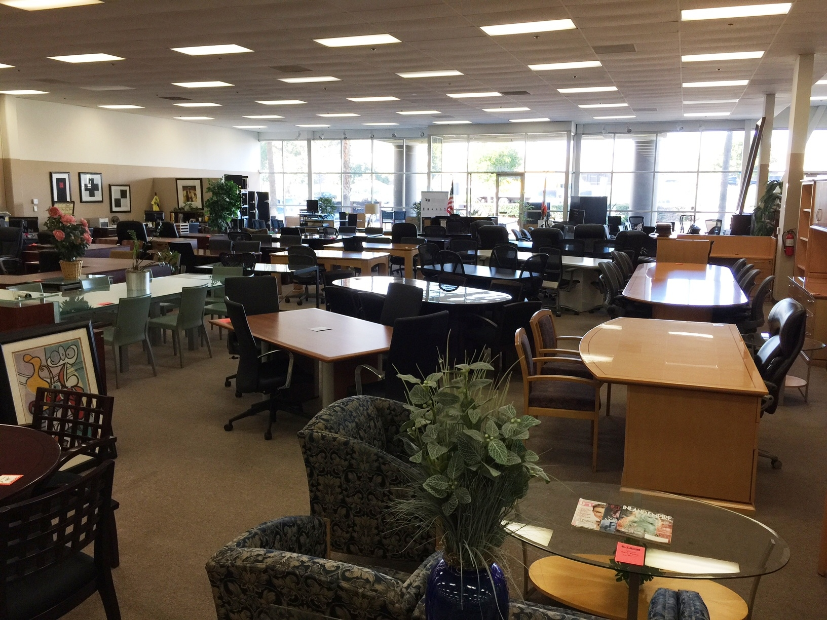 Office Furniture Outlet In Corona Ca 92879