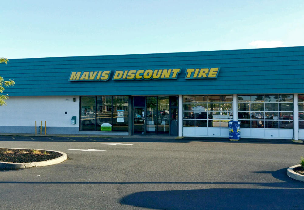 Mavis Discount Tire Hazlet New Jersey Nj