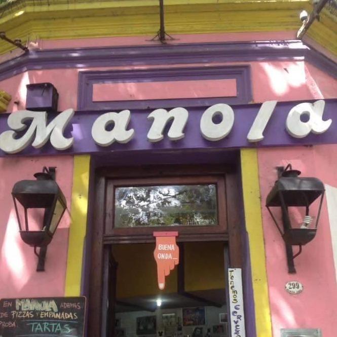 PIZZERIA MANOLA - LAS LOMAS