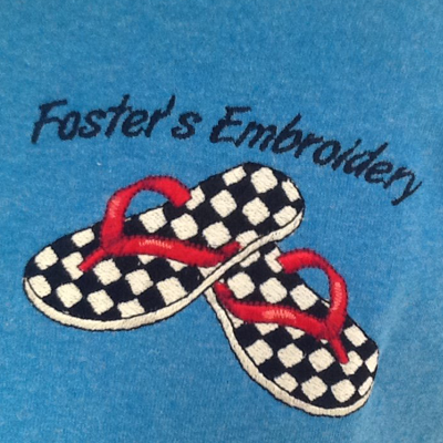Foster's Embroidery