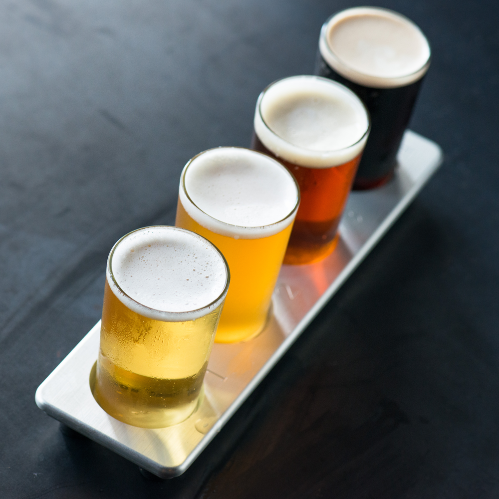 Explore different beers representing a variety of flavor profiles with a Six-Pack or build your own Four-Pack sampler.