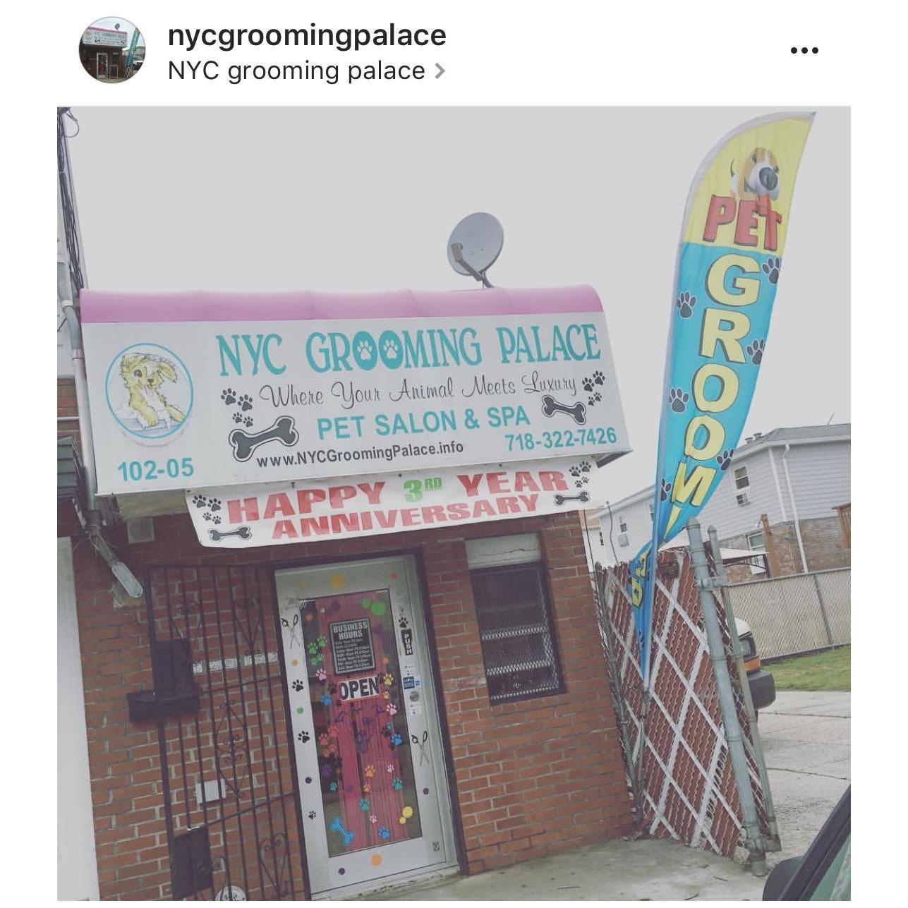 NYC Grooming Palace - Howard Beach, NY - Pet Grooming
