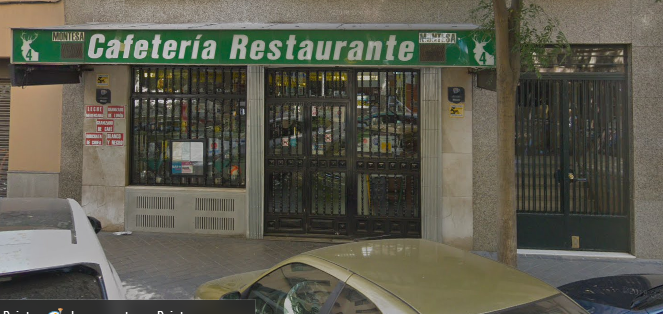 Cafetería Montesa