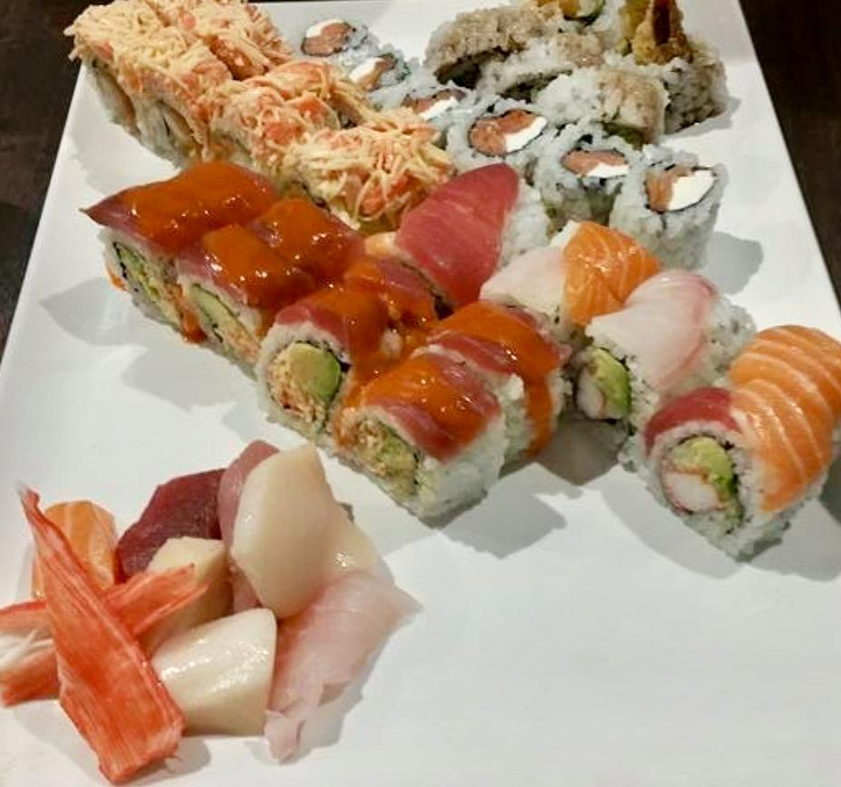 Sushi deals in Palo Alto, CA: 50 to 90% off deals in Palo Alto. 15% Cash Back at Sushi 88 & Ramen. Sushi and Asian Cuisine for Two or More at Pier 98 Sushi Bar & Grill (Up to 38% Off). Dinner for Two or Four at Sushi Factory (Up to 35% Off).