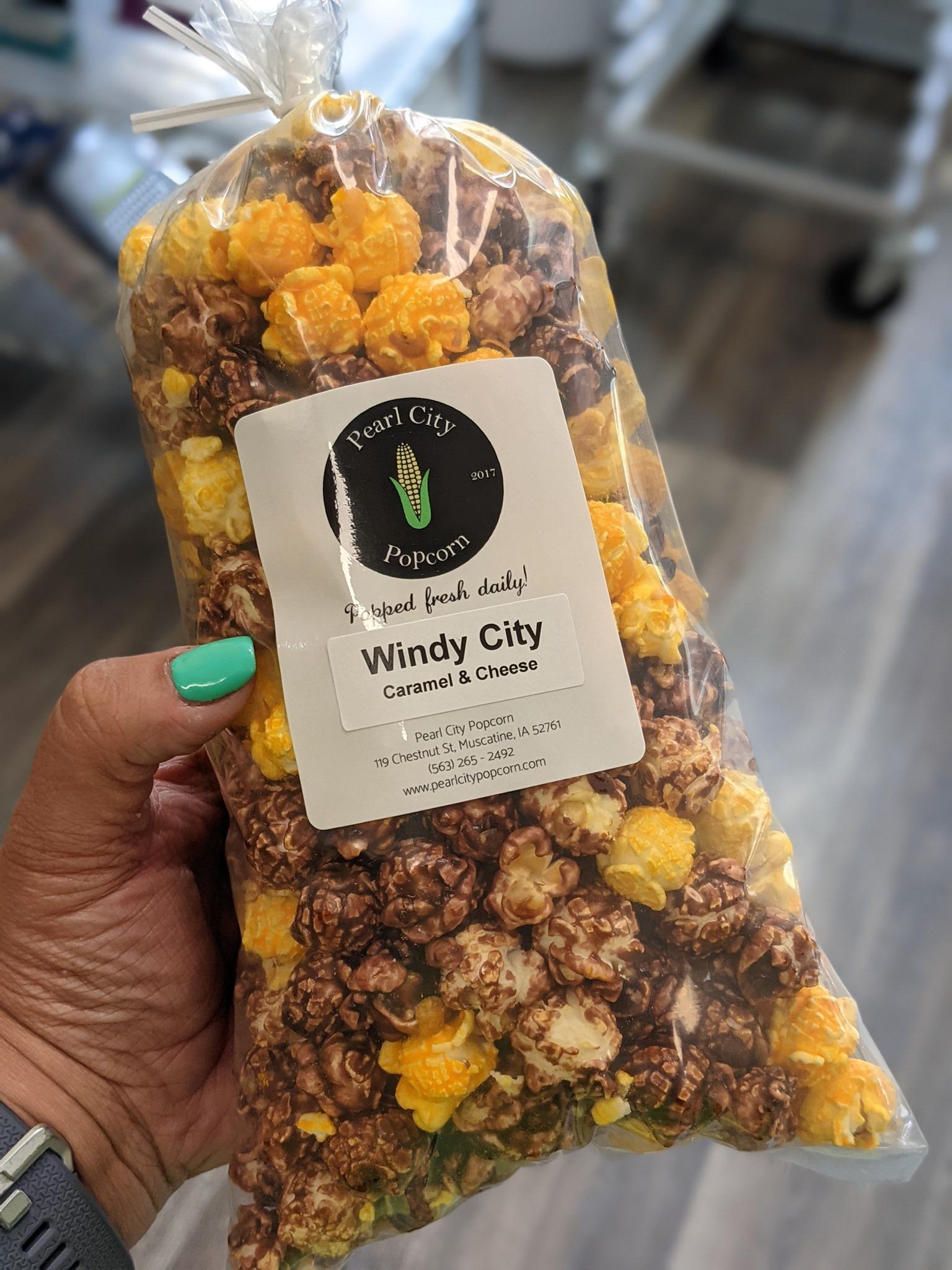Pearl City Popcorn