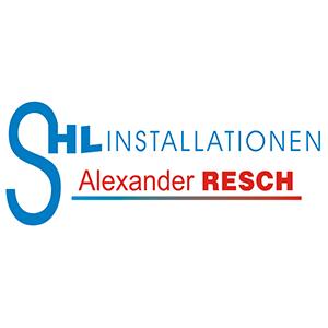 SHL Installationen Alexander Resch