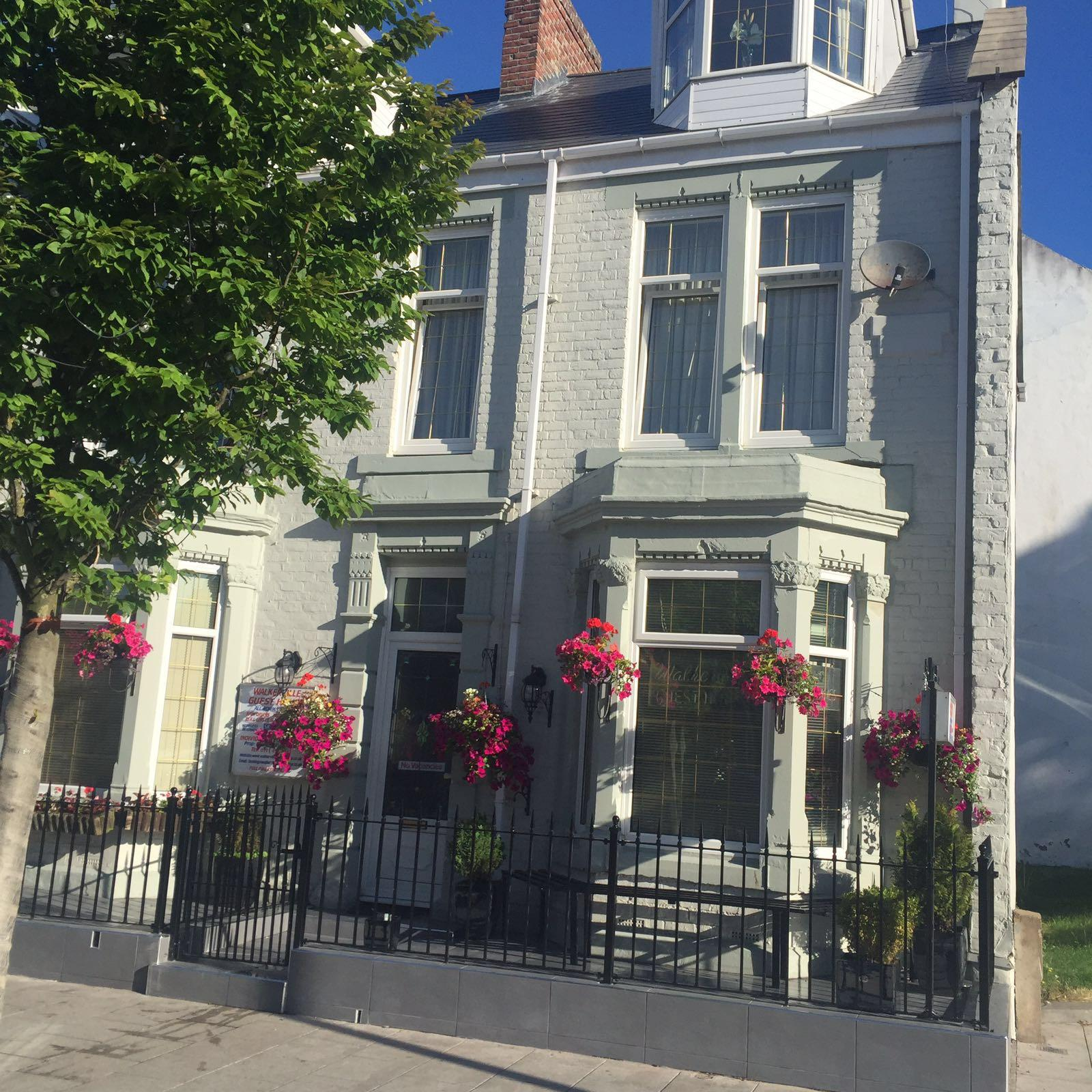 Walkerville Guest House - South Shields, Tyne and Wear NE33 2JL - 01914 565931 | ShowMeLocal.com