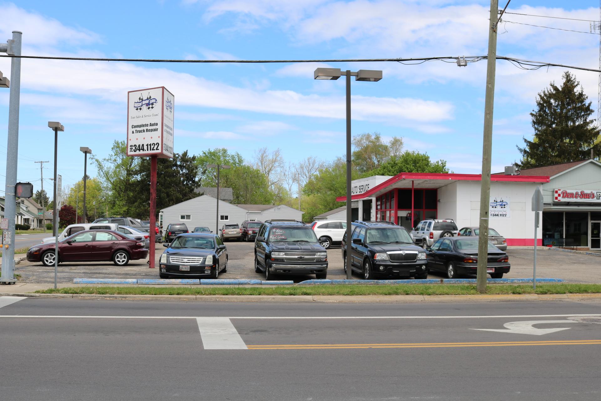 Car Dealer Newark Ohio