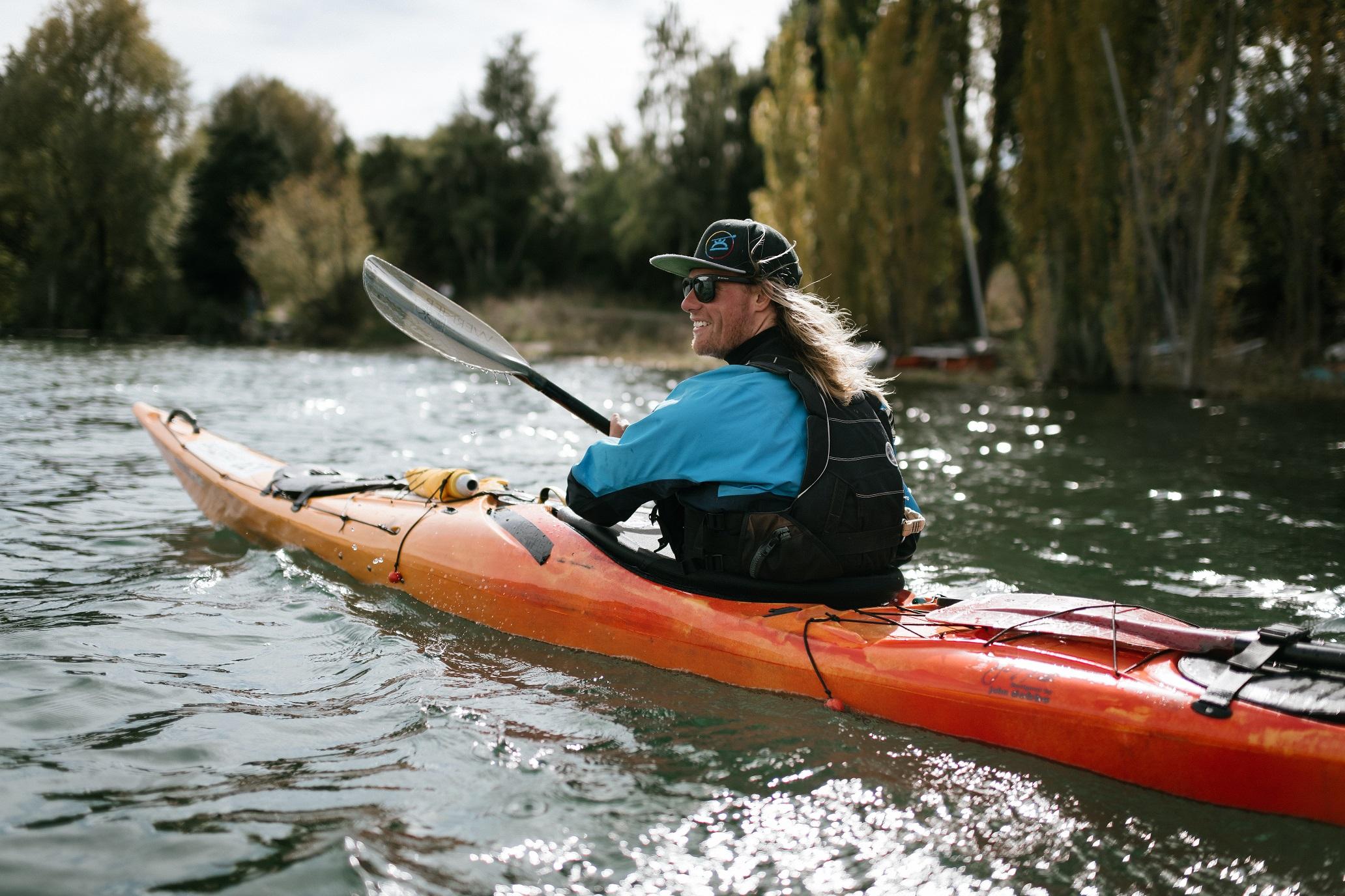 Chattanooga Overnight Kayak Camping Tour- Williams Island
