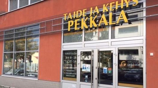 Taide ja Kehys Pekkala Oy